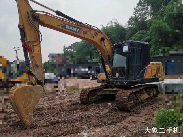 三一重工SY135C-10挖掘机