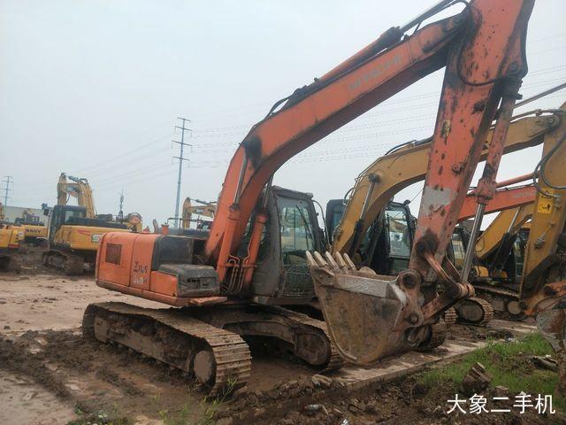 日立ZX130H挖掘机