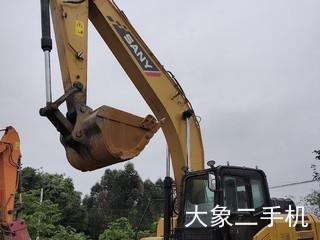 三一重工SY245H挖掘机