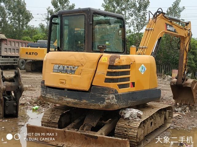 三一重工 SY55C-9 挖掘机