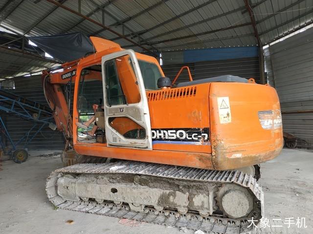 斗山 DH150LC-7 挖掘机