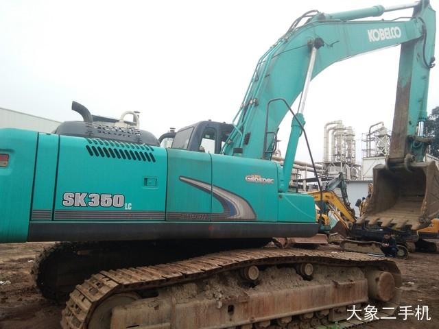 神钢 SK350LC-8 挖掘机