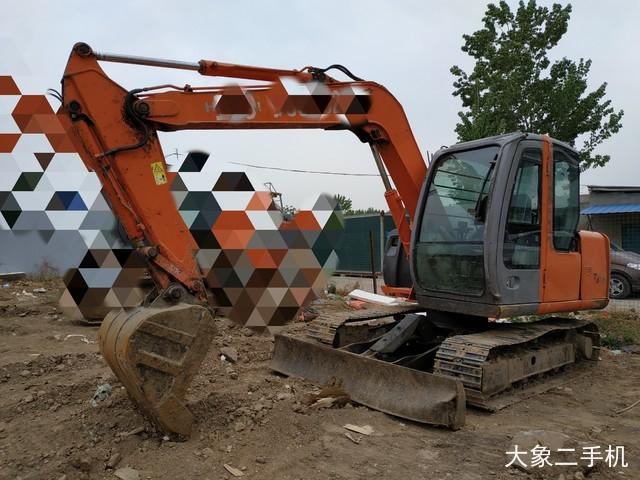 日立 ZX70 挖掘机
