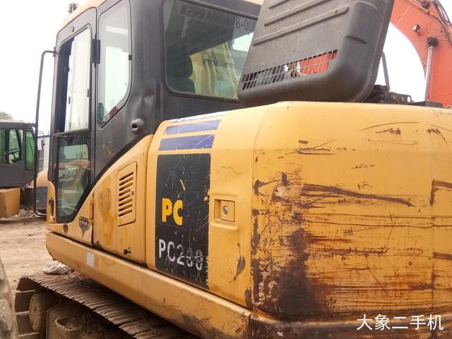 小松 PC130-7 挖掘机