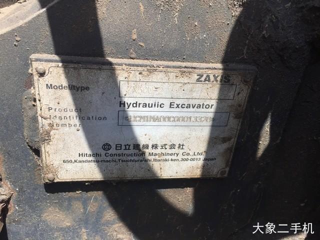 日立 ZX50U-2 挖掘机