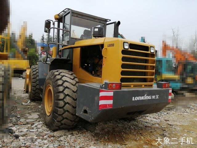 龙工 LG855D 装载机