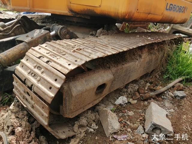 龙工 LG6060 挖掘机