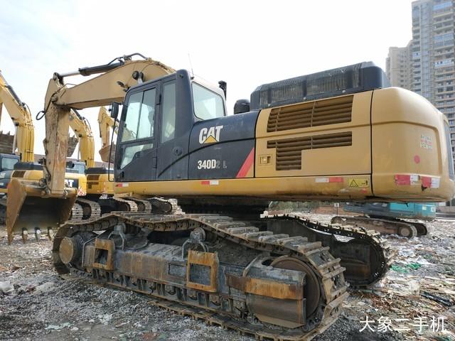 卡特彼勒 340D2L液压 挖掘机